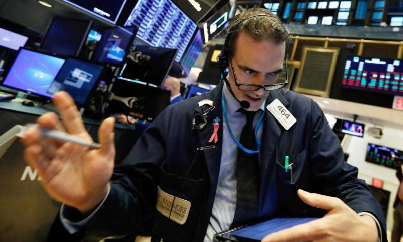 Late Burst of Buying on Wall Street Leaves Indexes Mixed