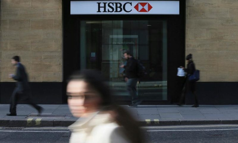 HSBC Reports Net Profit at $12.6B in 2018