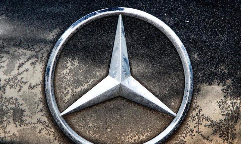 Trade War, Diesel Troubles Hold Back Profit at Daimler