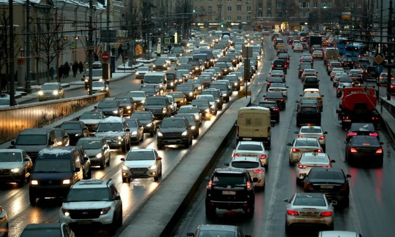 Cities With the World's Worst Traffic Congestion