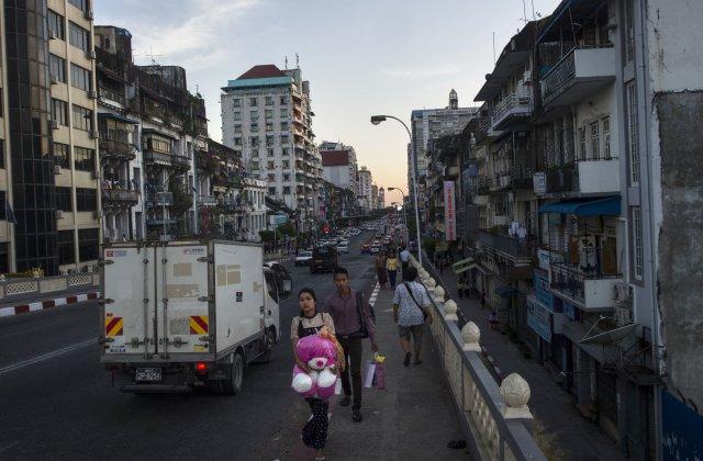 Sanctions Squeeze Myanmar's Economy