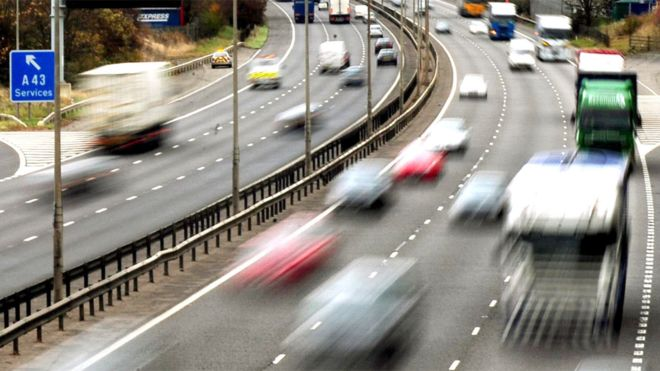 Road safety: UK set to adopt vehicle speed limiters