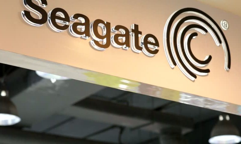 Seagate Technology PLC (STX) Rises 4.13% for March 29