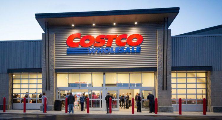 Costco Wholesale Corporation (COST) Rises 5.09% for March 08