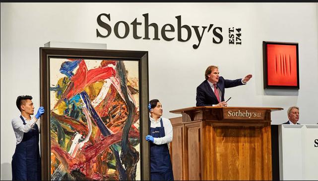 Sotheby's profit, revenue rise above expectations
