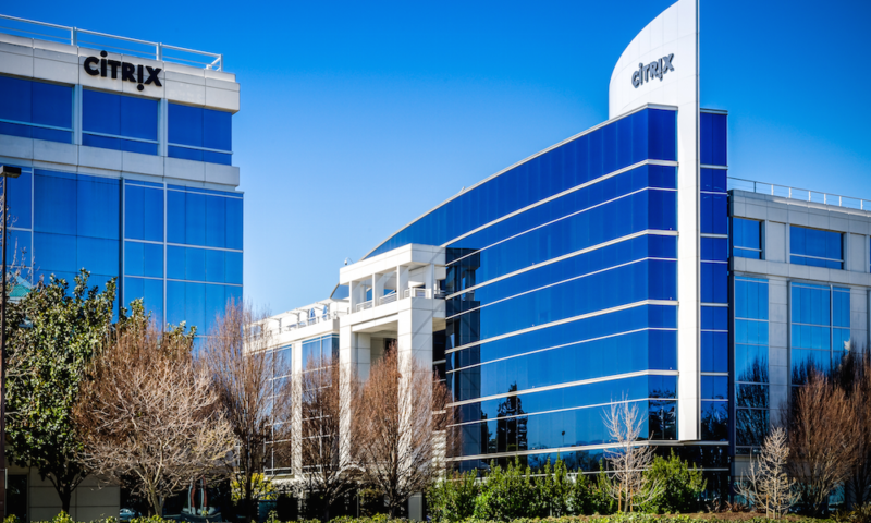 Burney Co. Sells 312 Shares of Citrix Systems, Inc. (CTXS)
