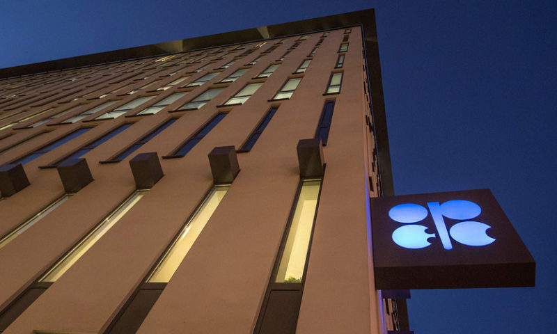 OPEC monthly report shows cartel has slowed pace of oil output cuts