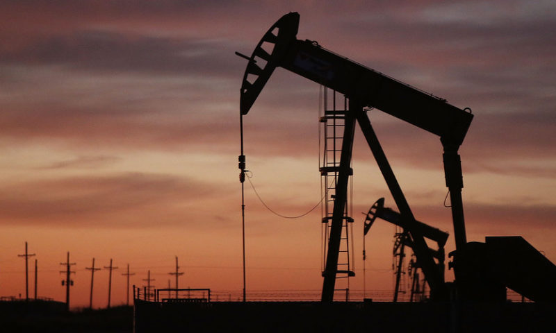 Oil prices pull back from multimonth highs