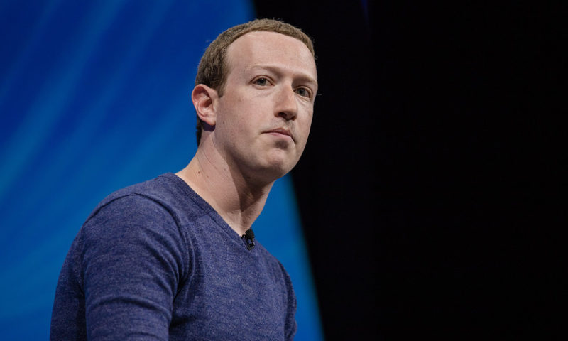 Facebook stock falls as worry of 'negative network effects' prompts downgrade