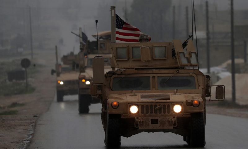 U.S. military now may leave nearly 1,000 troops in Syria
