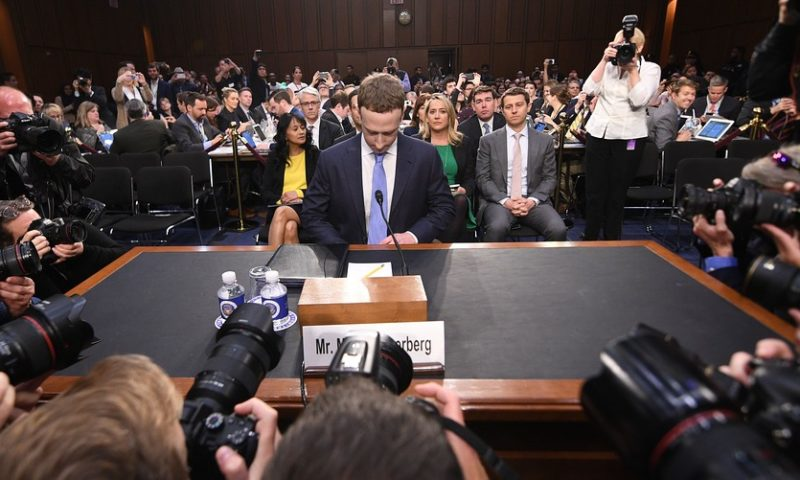 One year after Zuckerberg's testimony about violent content on Facebook, has anything changed?