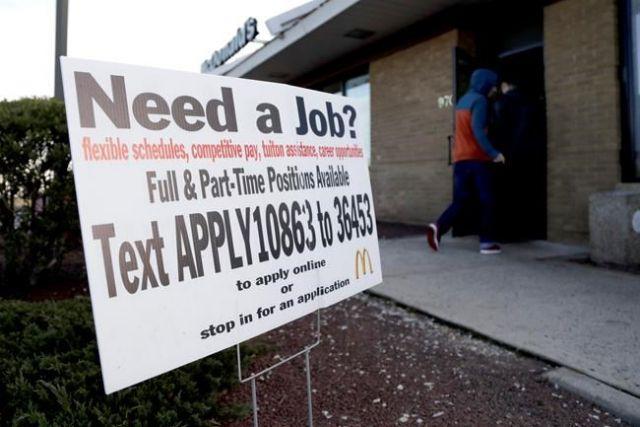 US adds 183,000 jobs