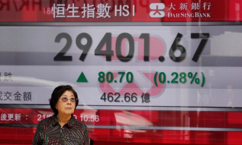 European Shares Shaken by Brexit Jitters After Gains in Asia