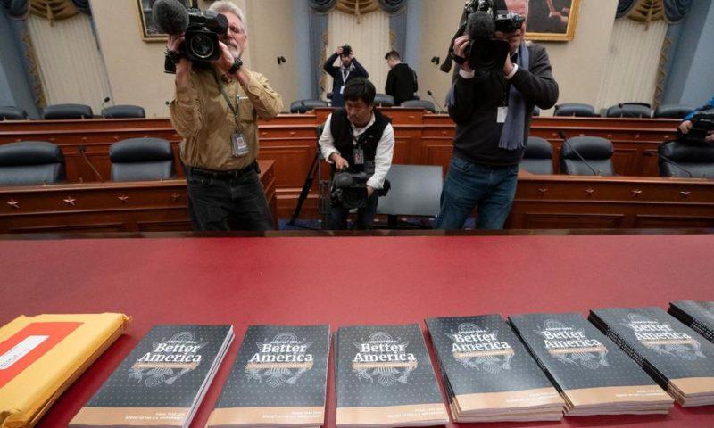 Trump Proposes Record Spending, Trillion-Dollar Deficit