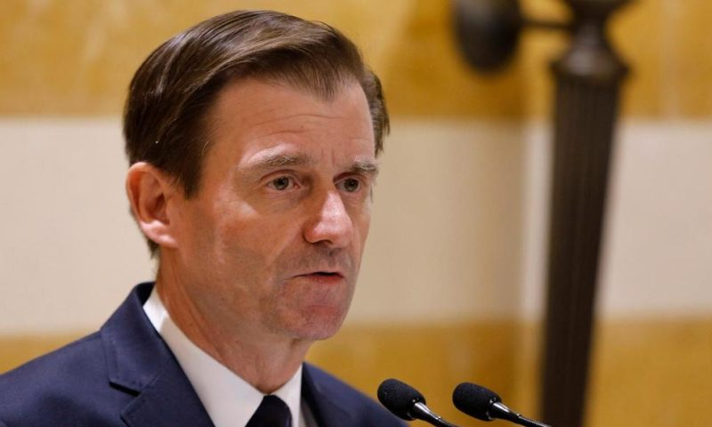 US Envoy in Kosovo to Push for Lifting of Tax on Serbia