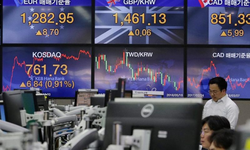 Asian Stocks Mixed After Chinese Industrial Data Disappoints