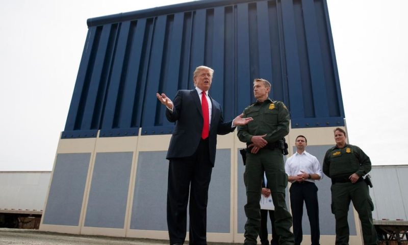 Pentagon May Cut Poland Construction to Pay for Trump's Wall