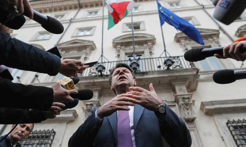 Italy Standoff Over High-Speed Rail to France Eases