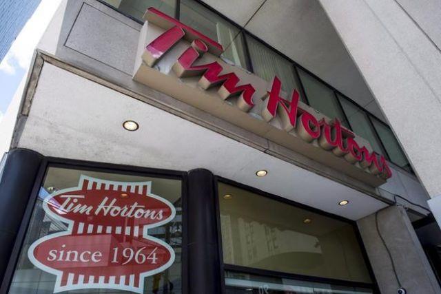 Tim's sales fall