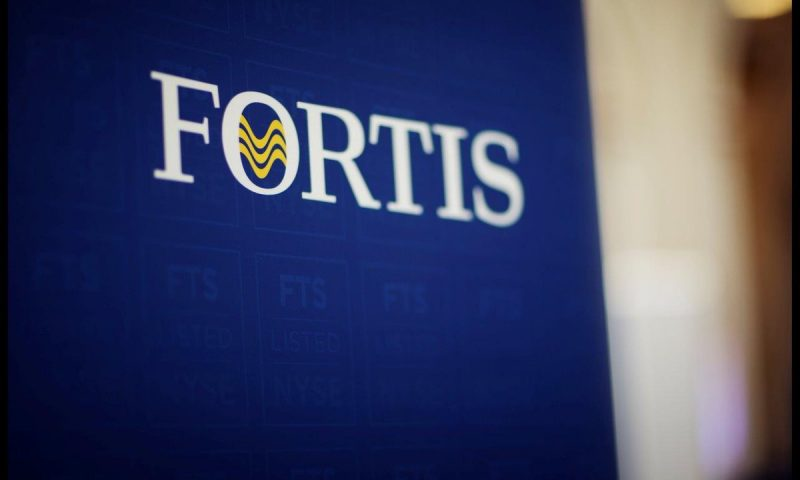 Equities Analysts Raise Earnings Estimates for Fortis Inc (FTS)
