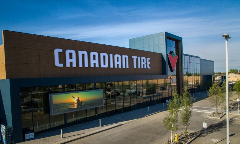 Canadian Tire Corporation, Limited (TSX:CTC.A), QTS Realty Trust, Inc. (NYSE:QTS) Valuation in Focus