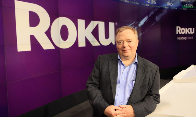 Roku stock sinks after Citi cuts to sell, citing Apple and Google competition