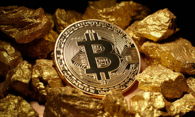 Bitcoin storms higher, rises 20% and tops $5,000 for the first time in 2019
