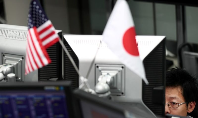 Why the U.S. dollar looks vulnerable to a selloff against the Japanese yen