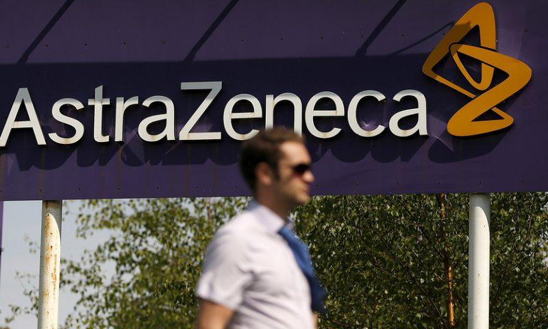 AstraZeneca, RBS earnings weigh on London markets