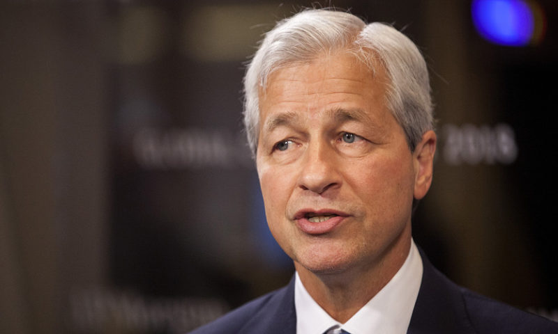 Stock-market rally nears record as Dimon says healthy U.S. economy 'can go on for years'