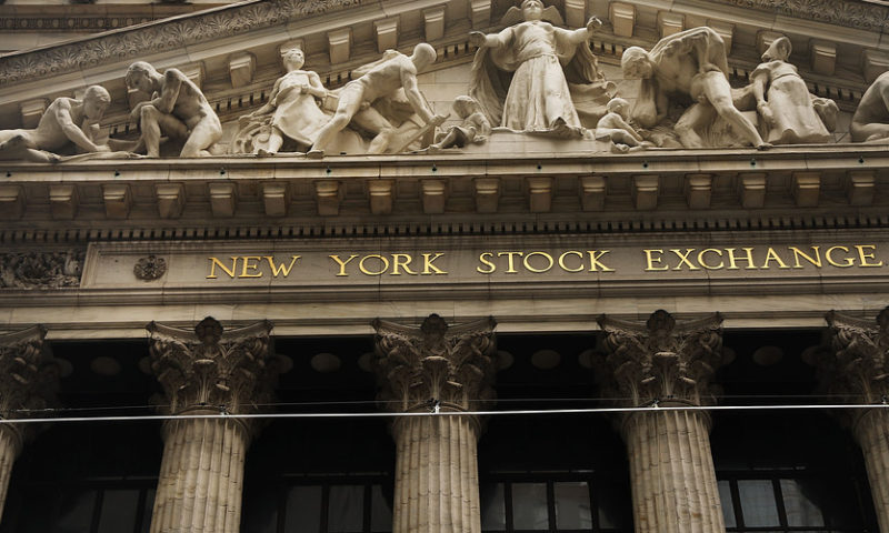 Stocks edge lower as boost from manufacturing data fades