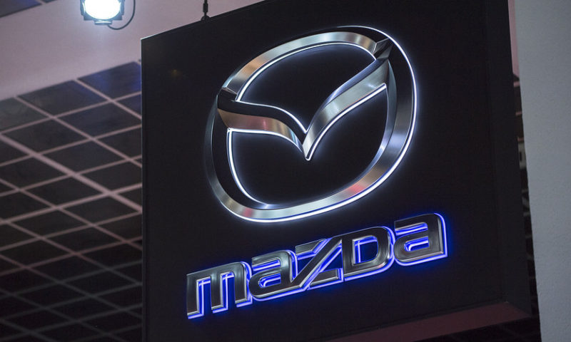 Mazda recalls nearly 190,000 cars due to failing wipers