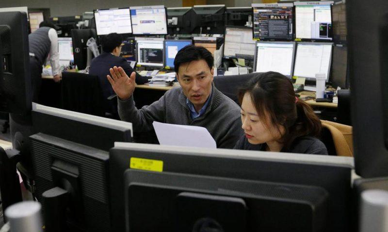 World Shares Advance Ahead of US-China Trade Talks