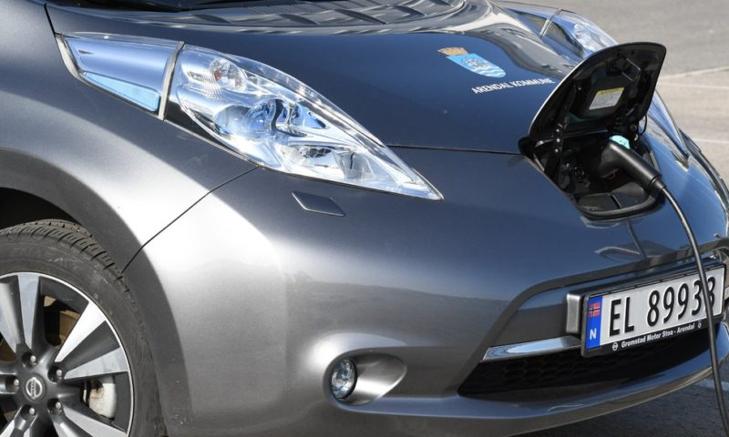 Oslo to Install Wireless Electric Chargers for Taxis
