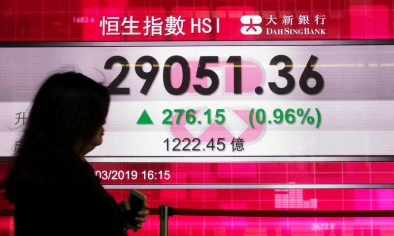 Asian Markets Rally, Extending Gains on Wall Street