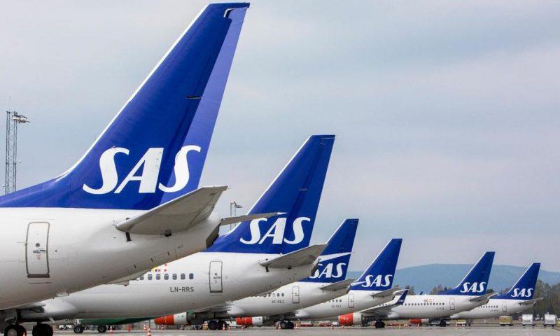 SAS Pilots Strike Means 1,200 More Flights Cancelled