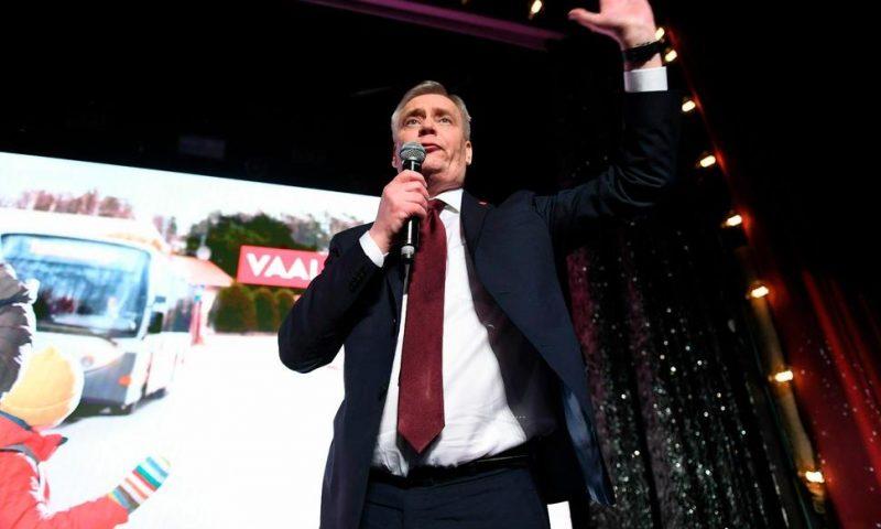 Social Democrats, Populists Top Finland Vote Ahead of EU's