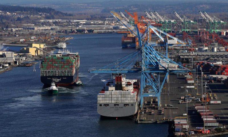 World Trade Forecasts Slashed Again Amid US-China Standoff