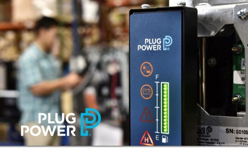 Plug Power Inc. (PLUG) Plunges 6.5%