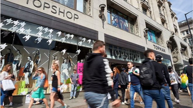 Can Sir Philip Green save his retail empire?