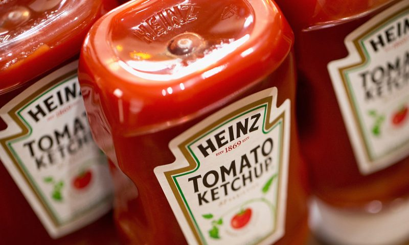 Kraft Heinz to restate results back to 2016, stock falls