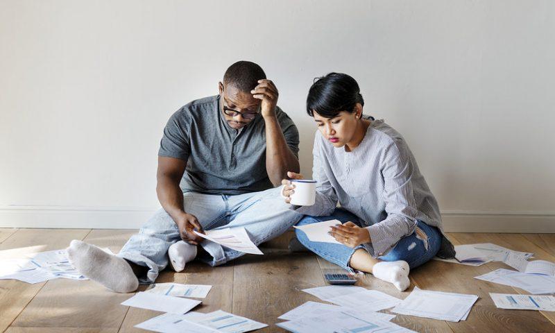 The disturbing reasons behind the 'meteoric rise' in Americans' debt