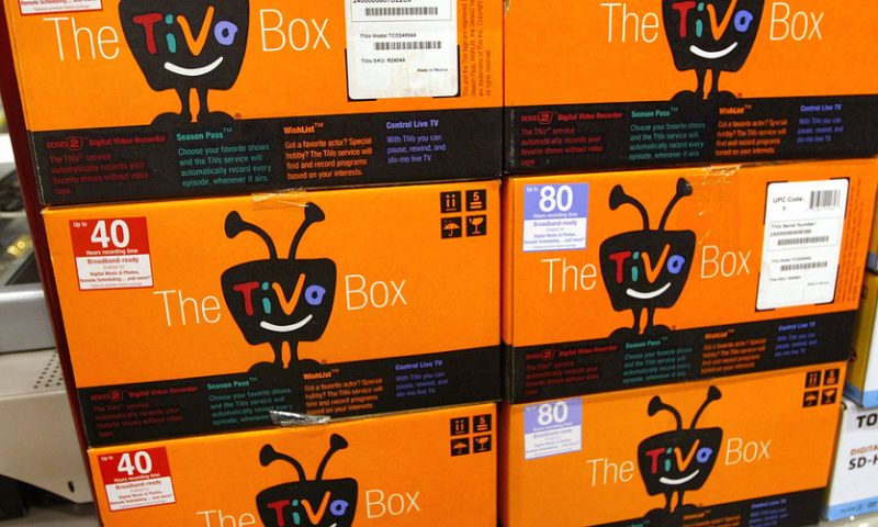 TiVo shares slammed as breakup plan fails to ignite excitement