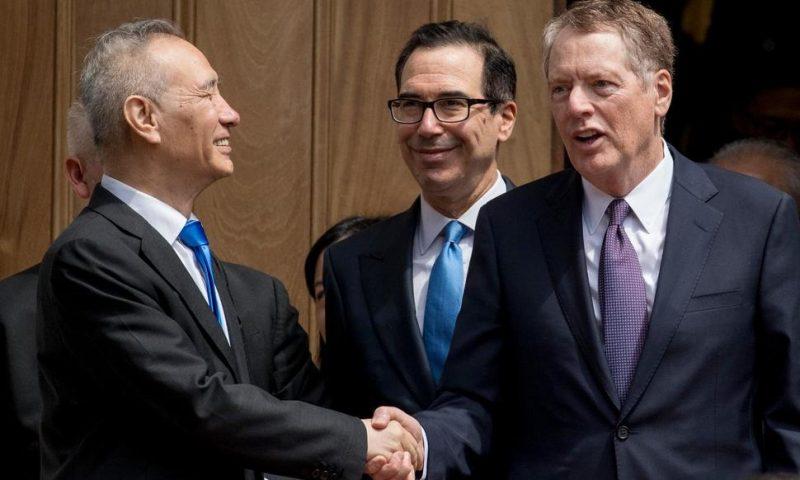 US-China Talks Break up After US Raises Tariffs