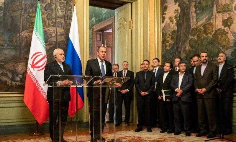 Europeans Struggle to Preserve Iran Nuclear Accord