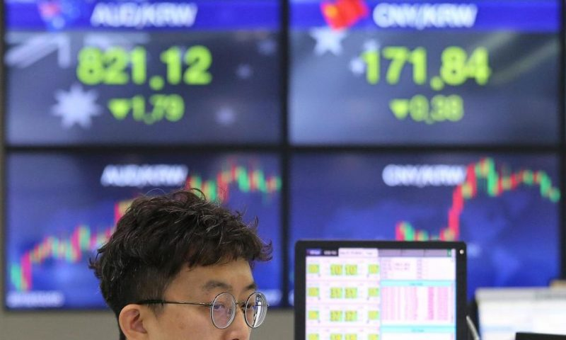 Asian Shares up in Muted Trading After Trump Visit to Japan