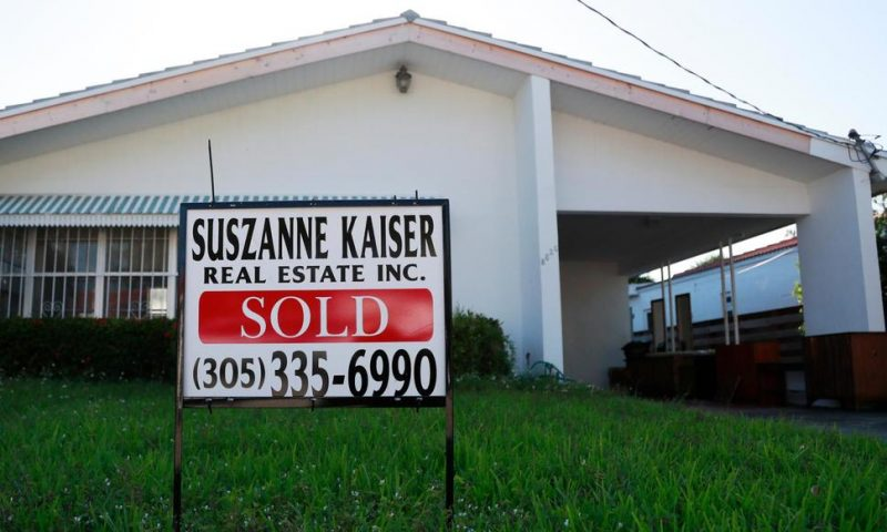 US Home Prices Rise at Slowest Pace in 6½ Years