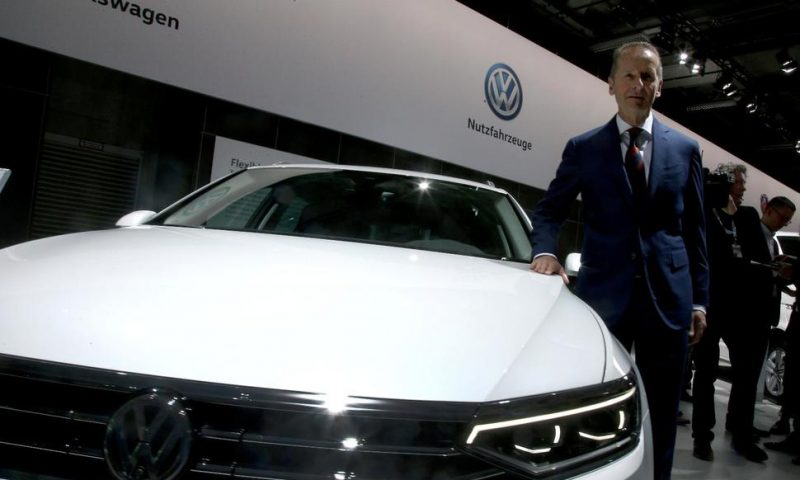 Volkswagen to Invest 1bn Euros in Battery Production Plant
