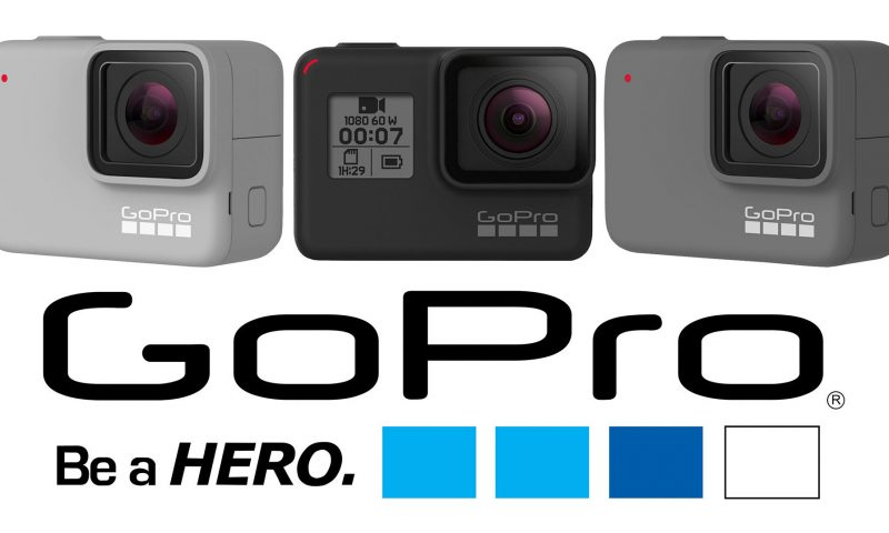 GoPro (GPRO) Shares Up 5.2%