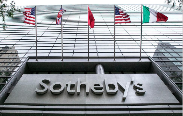 Sotheby's Sold! French-Israeli Billionaire Pays $3.7 Billion